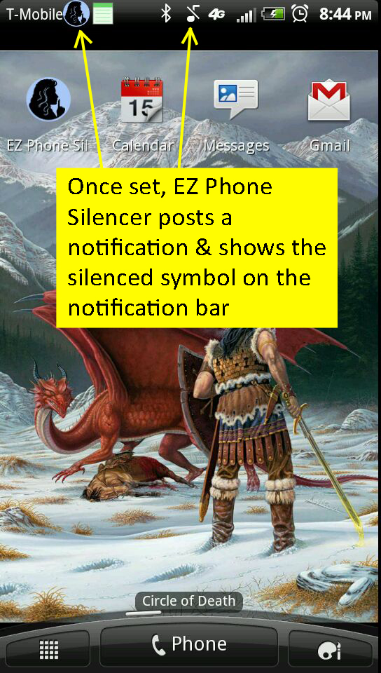 Silencer Screen 06