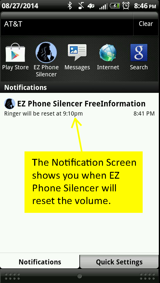 Silencer Screen 07